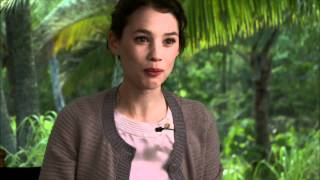 Astrid BergésFrisbey Pirates Of The Caribbean On Stranger Tides Interview