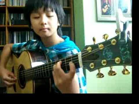 (Eric Clapton) Tears in Heaven – Sungha Jung