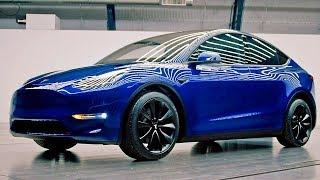 Tesla Model Y (2021) Hi-Tech SUV