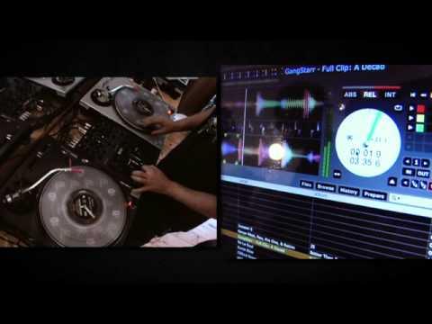 6 minutes en mode DJ P