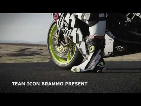 brammo - Having won the TTXGP eGrandPrix national championship in 2011 and 2012, there is no resting on their laurels for Team Icon Brammo who are busy testing for th...