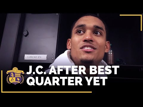 Video: Jordan Clarkson On Why He's Been So Effective: 'Just Chillin'