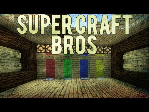 Super Craft Bros #1 z Blowem, Masterczułkiem i skkfem