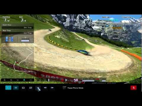 GT5 Eiger G online race