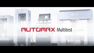 Automax Multitest video — CONTROLS | CONTROLS Group