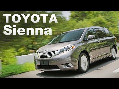 Toyota Sienna舒适七人车