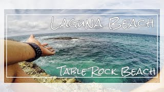 Laguna Beach Table Rock Beach GoPro 2015