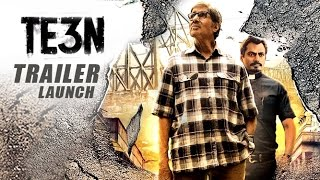 Nonton TE3N Trailer 2016 Launch | Amitabh Bachchan, Vidya Balan Film Subtitle Indonesia Streaming Movie Download