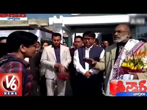 Woman Doctor Slams Union Minister After Flight Delay Due To His Arrival | Teenmaar News