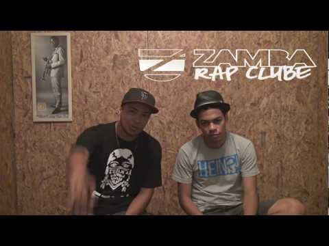 ItaqueraNaCena entrevista: Zamba Rap Clube