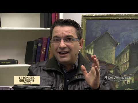 Franck ALEXANDRE - Revivalistes - Le don de guérison - Partie 3