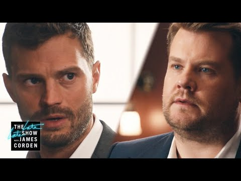 Fifty Shades Of Corden W/ Jamie Dornan
