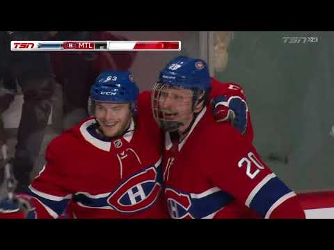 Video: Buffalo Sabres vs Montreal Canadiens | NHL | NOV-08-2018 | 20:30 EST