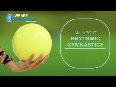 All About Rhythmic Gymnastics - We Are Gymnastics!