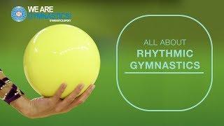 All about Rhythmic Gymnastics - We are Gymnastics!