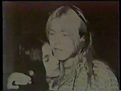 GREGG ALLMAN INTERVIEW  @ Saenger Theater New Orleans 1982