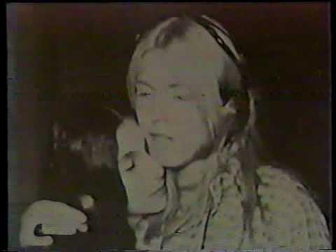 GREGG ALLMAN INTERVIEW  @ Saenger Theater New Orleans 1982