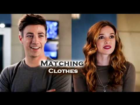 The Flash 4x06 - Snowbarry (Barry & Caitlin) Scenes/Reaction/Crack