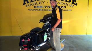 7. 2012 Harley-Davidson FLHX Street Glide Motorcycle FLHX-103 Big Blue Pearl Black Renegade has it!