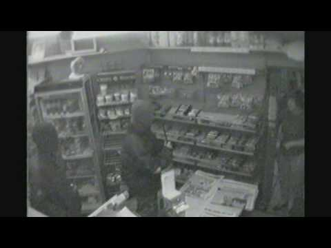Stupidest thieves - Balaclava wearing idiots forget to cut eyeholes for robbery
