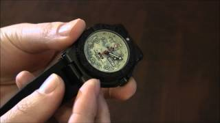 Reactor Trident Camo Watch Review - YouTube