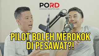 Download Video PILOT BOLEH MEROKOK DI PESAWAT? (FT. CAPTAIN VINCENT RADITYA) MP3 3GP MP4
