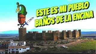 Banos De La Encina Spain  city photos gallery : Epic Vlog - Este es mi pueblo - Baños de la Encina