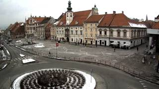 Maribor (Glavni trg) - 11.02.2013