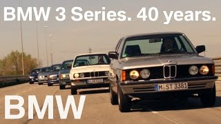 BMW 3 Series - Four Decades, Six Generations