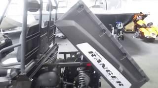 5. 2009 Polaris Ranger 700 XP LE UU061 045