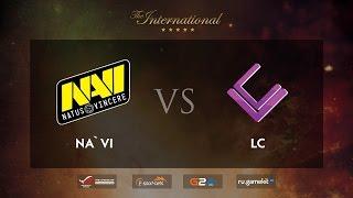 Na'Vi vs London, game 1