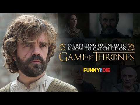 Everything You Need To Know To Catch Up On Game Of