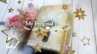 This is my personal journal share. I  had a lot of fun filling this one. I did stop short of filling it completely because it started to get really chunky. Hopefully, this gives you some ideas on ways to use your journal. Let me know if you have any questions!  I got this journal in one of my first swaps with Susan. She does a lot of awesome mixed media work! Check out her channel here:https://www.youtube.com/user/shiles728/videos===============================================My EMAIL: marsw23@gmail.comFacebook: https://www.facebook.com/SaySomethingCrafty/?ref=bookmarksOn Instagram!https://www.instagram.com/saysomethin...Don't forget to follow me on my blog! http://marinawilson.blogspot.com/2016...Follow Me on Pinterest:https://www.pinterest.com/Marsmom23/