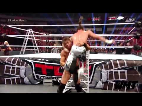 Dolph Ziggler vs The Miz - TLC 2016 Highlights HD