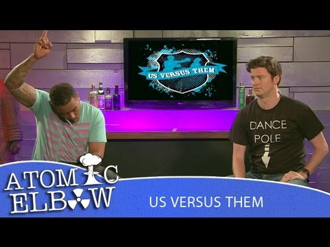 Who Eats at a Strip Club? - Us Versus Them - Atomic Elbow