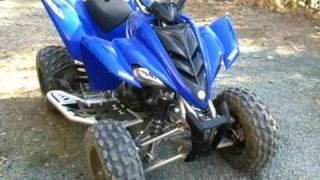 5. 2009 Yamaha Raptor 350 YFM350R