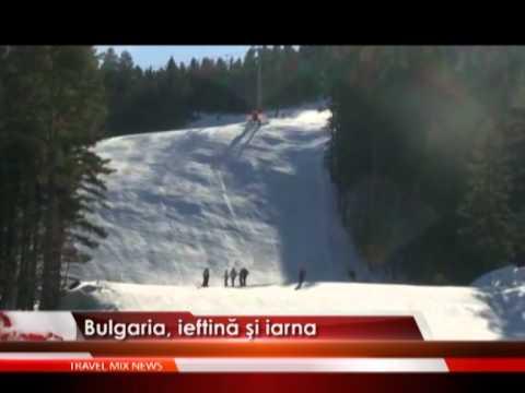 România, înlocuită deBulgariaîn topul celor mai ieftine destinaţii de ski pentru britanici