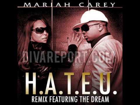 "Mariah & The Dream ""H.A.T.E.U."" (Duet Remix)"