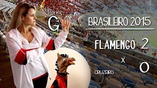Nivinha fala da vitória em cima do Cruzeiro, que colocou o Flamengo no G4, depois de 137 rodadas. Quer ajudar o Flamengo a...
