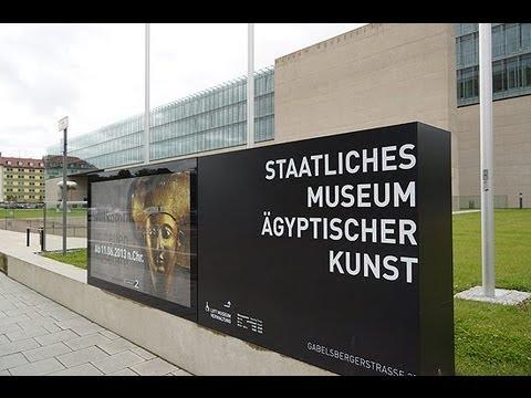 Museum Ägyptischer Kunst: Eröffnung Staatliches Museum  ...
