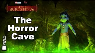 Video Krishna and The Horror Cave | HD Clip | English MP3, 3GP, MP4, WEBM, AVI, FLV September 2018