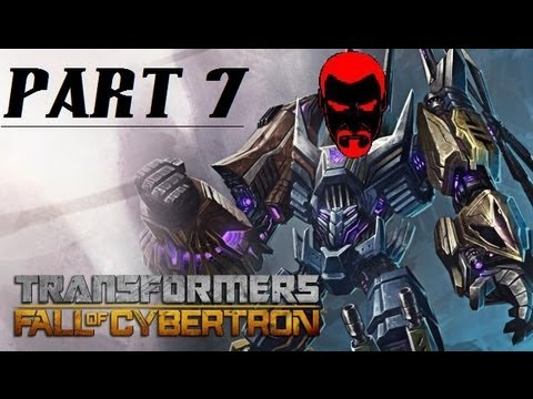 THE HORROR - Fall of Cybertron - Part 7 (видео)