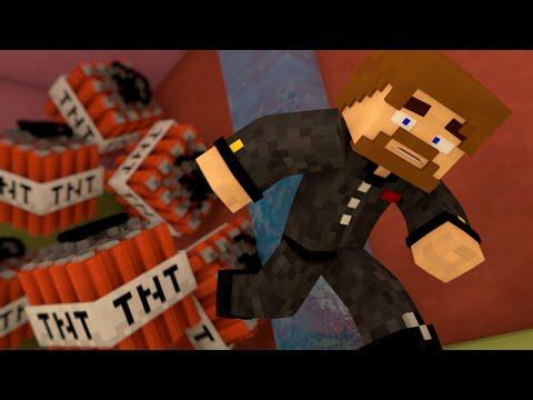 СПАСАЙСЯ ИЛИ УМРИ - Minecraft