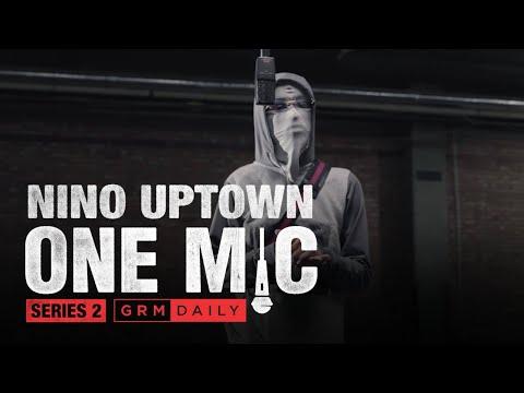 Nino Uptown – One Mic Freestyle   GRM Daily