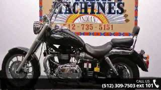 7. 2007 Triumph America  - Dream Machines Indian Motorcycle ...