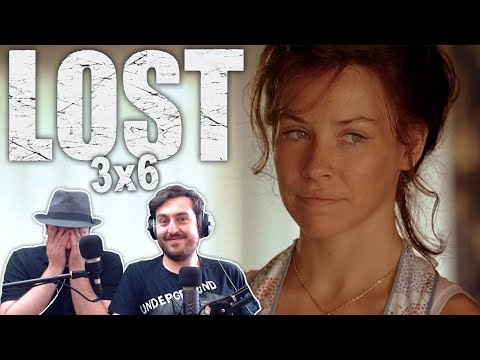 "LOST Season 3 Episode 6 Reaction ""I Do"""