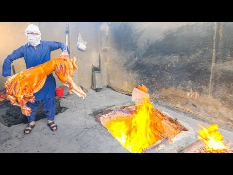 Street Food In Quetta, Balochistan - EXTREME Stuffed Lamb + Pakistani Street Food Tour Of Quetta!