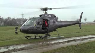 380 KV-Leitung in Brunsbüttel mit Hubschrauber verlegt (10.02.16)