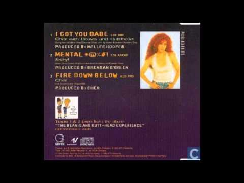 Cher - I got you babe ('94) (видео)