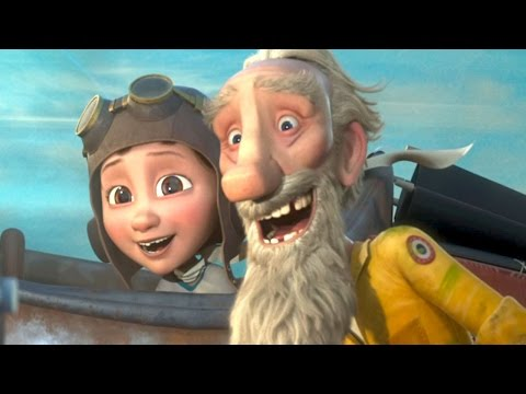 THE LITTLE PRINCE Movie Trailer (2015)